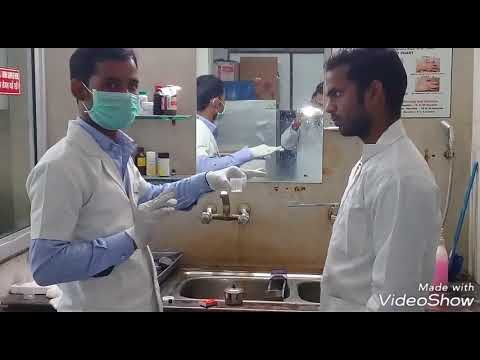 Afb test in Hindi / All lab test/acid fast staning / zn Staning / all blood test/ all body test