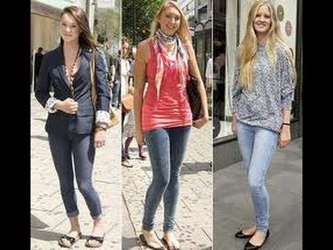 Fashion: How to Style Your Jeggings!