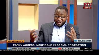 KICK STARTER: Understanding NSSF's role in social protection