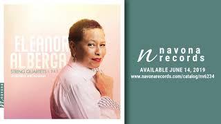 Eleanor Alberga - String Quartet No. 1: Détaché et martellato e zehr lebhaft und swing it man