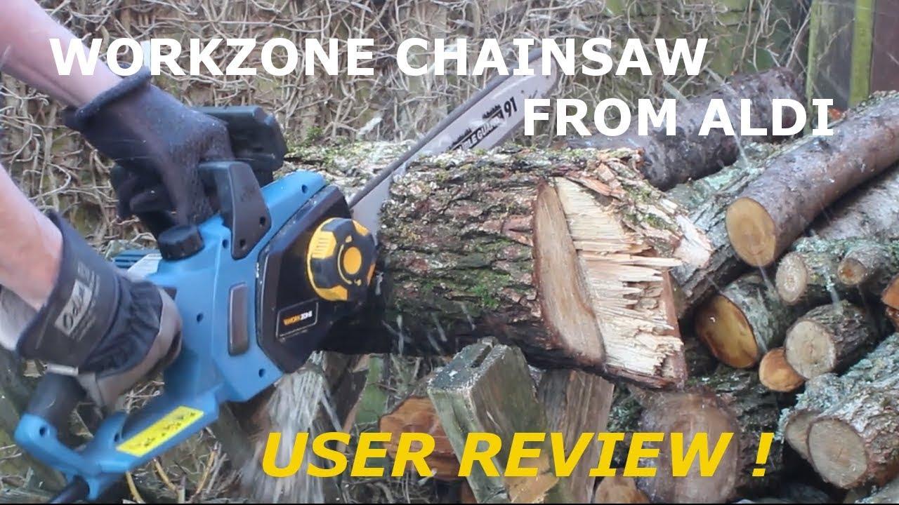 "Brand New Razor Sharp Chain ALDI 16/"" Chainsaw 57 Drive Links"