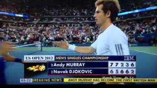 News Andy Murray Wins US Open 2012