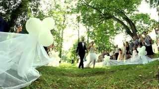 Свадьба лучше, чем у принца. Катя&Кирилл | Best wedding video