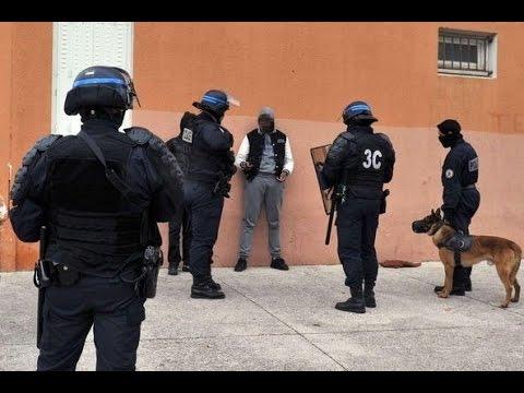 Marseille : Guerre police vs caïds des Quartiers Nord  - Reportage choc 2015
