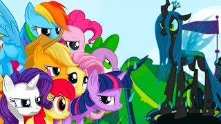 Мой МАЛЕНЬКИЙ Пони в ДРУЖБА - ЭТО ЧУДО #10 Финал игры с Кидом по мультику для детей My Little Pony