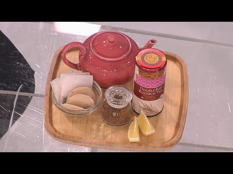 Drs. Rx: Help Allergies with Rooibos Tea?