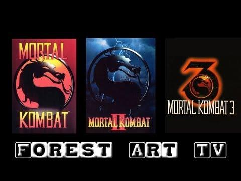 Обзор игр Mortal Kombat, MK2 и MK3