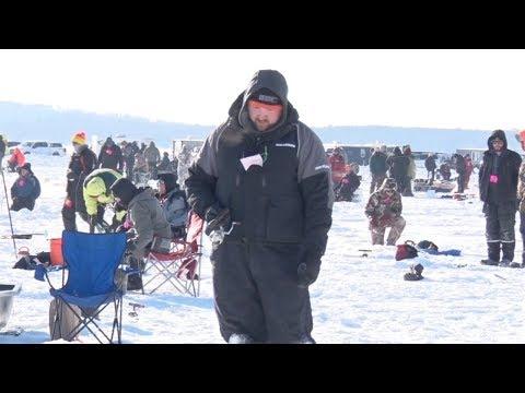 Northwoods Adventure: Brainerd Jaycees Ice Fishing Extravaganza