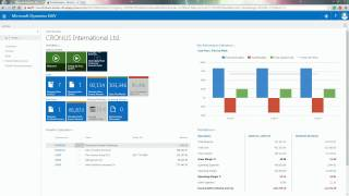 Chart of Accounts Overview in Microsoft Dynamics NAV - WebSan Solutions Inc.