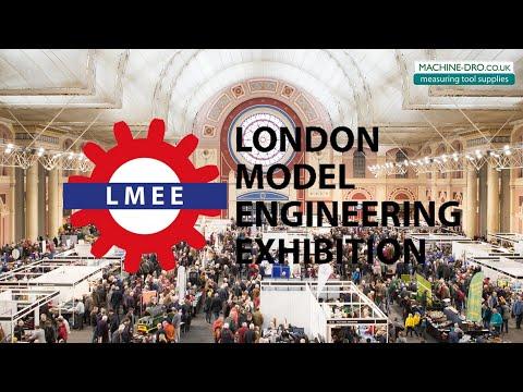 London Model Engineering Exhibition 2020 - Alexandra Palace