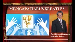 Download MENGAPA HARUS KREATIFITAS ?