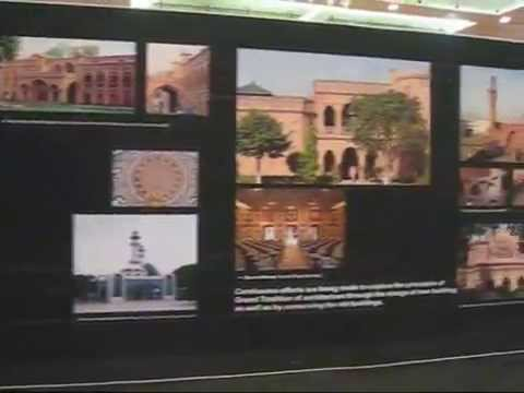 History of Pakistani Architect 23 June 2009 PC Hotel Lahore Pakistan