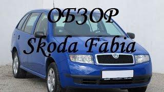 видео Шкода Фабия Универсал (Комби) — вместительный и комфортный автомобиль Skoda Fabia Combi
