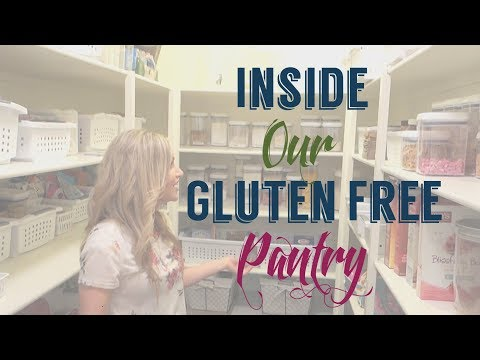 How To Make Your Pantry Gluten Free