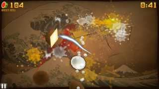 Fruit Ninja HD: Arcade Mode #9 - PC Gameplay | Daxter296Plays