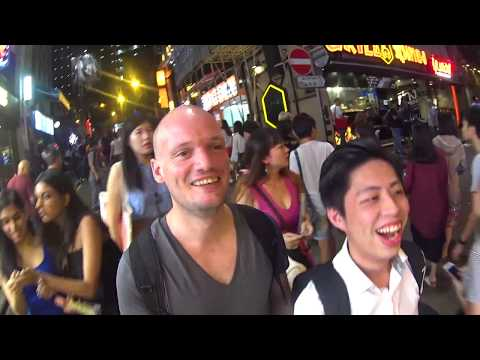 CRAZY VISIT IN HONG KONG !!! - Vlog 09