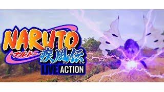 Naruto Vs Sasuke Real LIfe