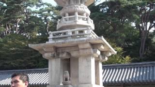 韓の国の旅 その5 仏国寺を訪ねて
