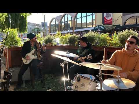 Nothing Wrong Trio live at Bella Cora - San Francisco