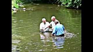 Baptism in Wlkes County North Carolina