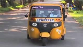 Tuk tuk taxi driver's hopes after elections