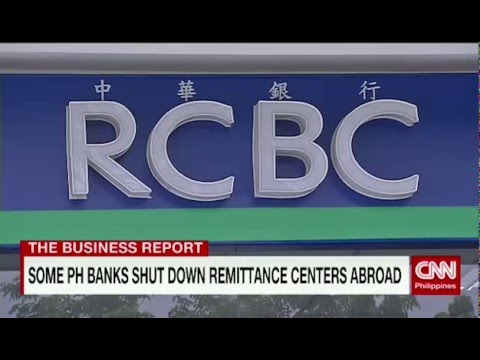 Some PH banks shut down remittance centers abroad