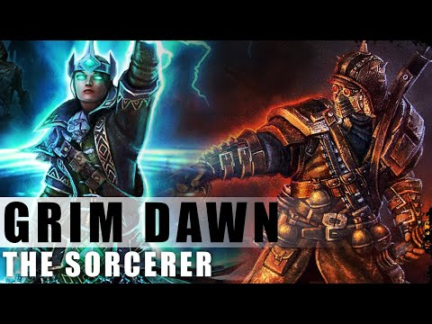 [Live Stream] Grim Dawn - 1.1.0.0. The NEW Pulsing Shard And Updated AAR!