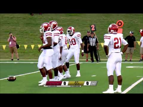 Arkansas High vs Pleasant Grove 2017 (KLFItv Full Broadcast)