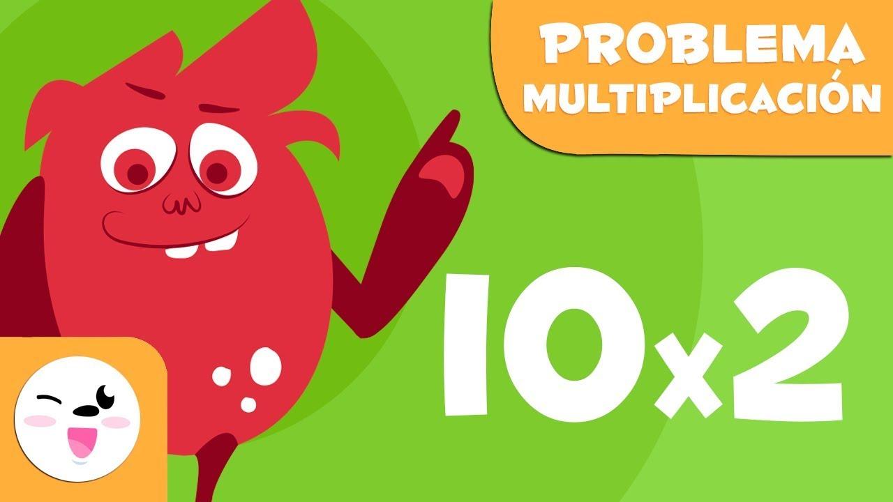 Multiplicacion Problema De Matematicas Para Ninos Youtube