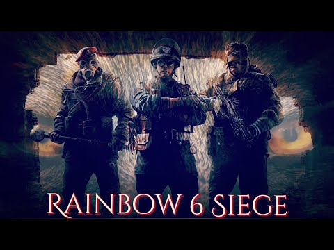Rainbow 6 siege Playing rank with sub and my ProTeam members JOIN JOIN JOIN  (600 Hype Leggo