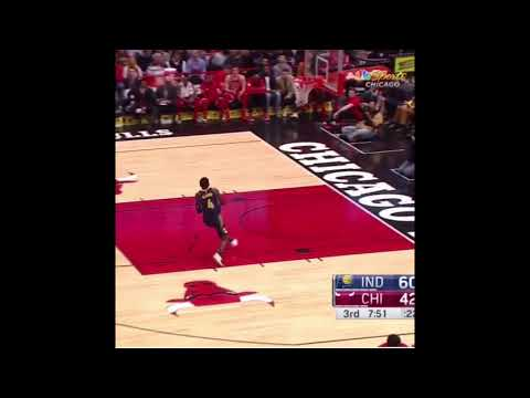 Victor Oladipo 360 DEGREE DUNK Indiana Pacers Vs Chicago Bulls 11/10/17