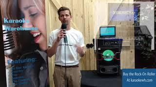 Karaoke Warehouse: VocoPro Rock On Roller