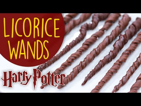 Download HARRY POTTER LICORICE WANDS - NERDY NUMMIES Snapshots