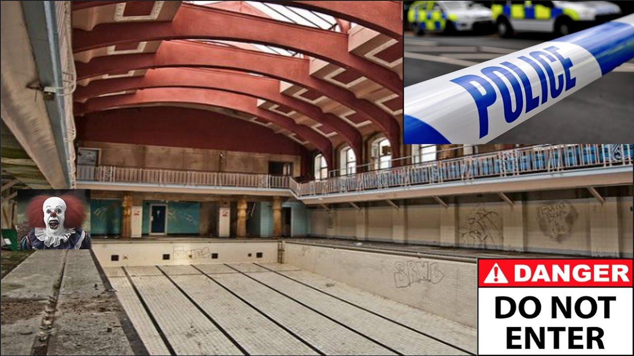 Abandoned Swimming Pool Durham Youtube