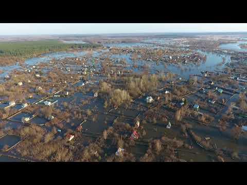 Разлив Моршанск 2018 Кощие хутора