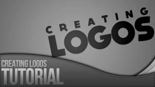 Photoshop Tutorial: Creating Logos - Part 1