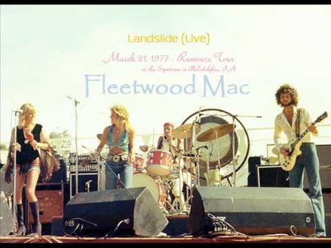fleetwood mac landslide live 1977 in philadelphia youtube. Black Bedroom Furniture Sets. Home Design Ideas