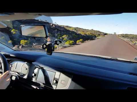 VoitureLog 37 | Périple en voiture sur le Piton de la Fournaise #Réunion