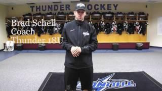 Thunder AAA 18U Hockey