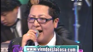 VIDEO: TRIBUTO A JUAN CARLOS ARANDA (en vivo TOP UNO)