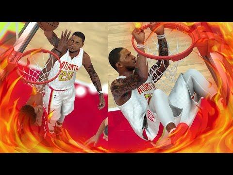 NBA 2K17 MyCAREER  2K IS TROLLING AGAIN!!! Shawn POSTERIZED WHITESIDE!!