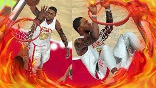 NBA 2K17 MyCAREER - 2K IS TROLLING AGAIN!!! Shawn POSTERIZED WHITESIDE!!