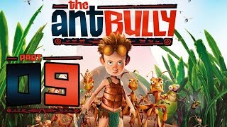 The Ant Bully Walkthrough Part 9 (Wii, PS2, Gamecube, PC) - Glass Garden Scout