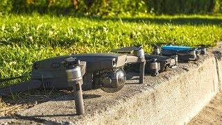 Video DJI Mavic 2 Pro vs DJI Mavic Air vs DJI Spark (Video Comparison) download MP3, 3GP, MP4, WEBM, AVI, FLV Oktober 2018
