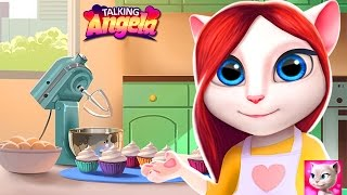 My Talking Angela BABY vs ADULT | level 23 vs level 71/ Gameplay Great Makeover For Children HD