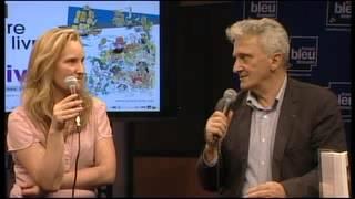 FOIRE DU LIVRE DE BRIVE 2012 : Forum des lecteurs – 3 ROMANCIERES
