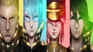 Repeat youtube video Elite Four Theme [ キルラキル ]