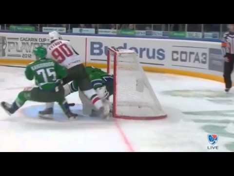 Салават Юлаев - Ак-Барс. 6 матч плей-офф КХЛ 2013