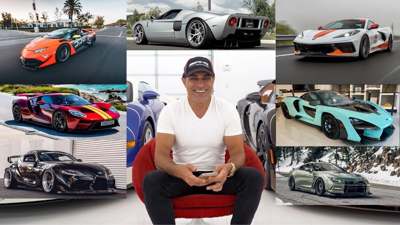 REVIEWING YOUTUBERS' CARS    Manny Khoshbin