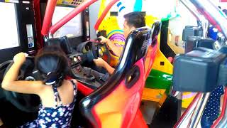 June 16, 2018 Family Day Out - Car Racing